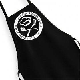 Fartuch kuchenny Certified Kitchen Master