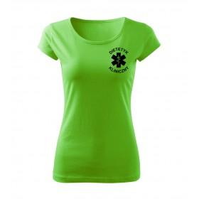 Dietetyk Kliniczny koszulka damska v2