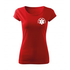 Ratownik Medyczny koszulka damska v2