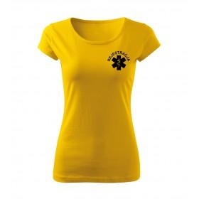 Rejestracja koszulka damska v2