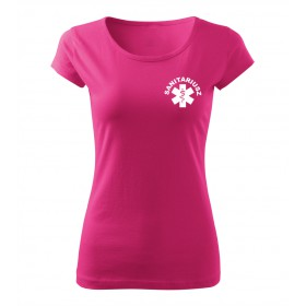 Sanitariusz koszulka damska v2