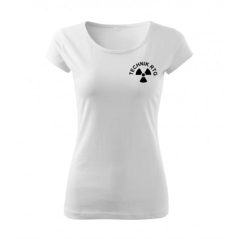 Technik RTG koszulka damska v2b