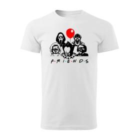 Halloween Friends t-shirt męski