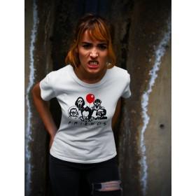 Halloween Friends t-shirt damski