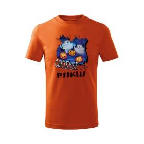 Cukierek Albo Psikus t-shirt dziecięcy