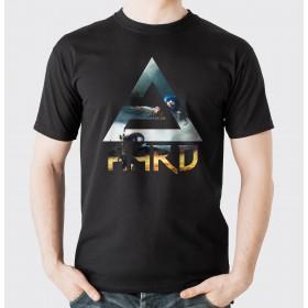 Koszulka ze znakiem AARD [Wiedźmin]