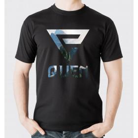 Koszulka ze znakiem QUEN [Wiedźmin]
